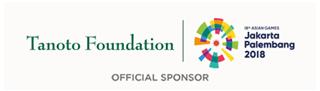 Tanoto Foundation untuk Asian Games 2018!
